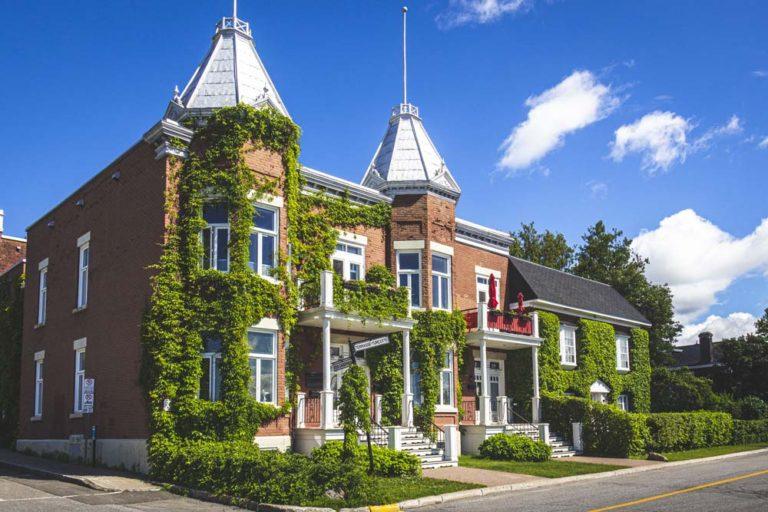 Maisons du Vieux-Trois-Rivières