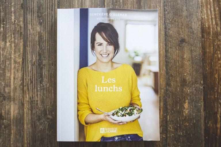 Les lunchs - Geneviève O'Gleman