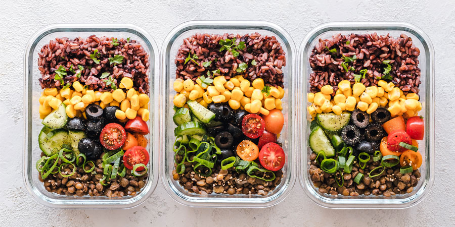 Image à la une : lunch recettes faciles